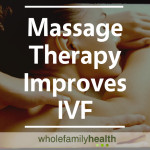 Msasage Therapy IVF