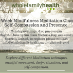 Mindfulness Meditation May-June image