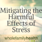 Mitigating the harmful effects of stress