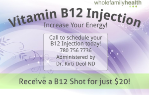Vitamin B12 Injection Image
