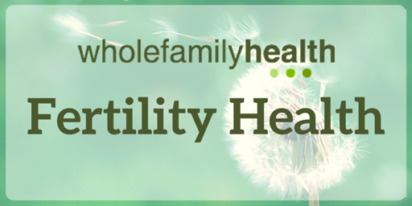 Fertility Health Logo - Whole Family Health